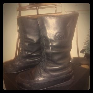 Sorel Boots, Size 8, Excellent condition